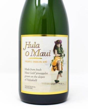 Hula O Maui Pineapple Sparkling Wine