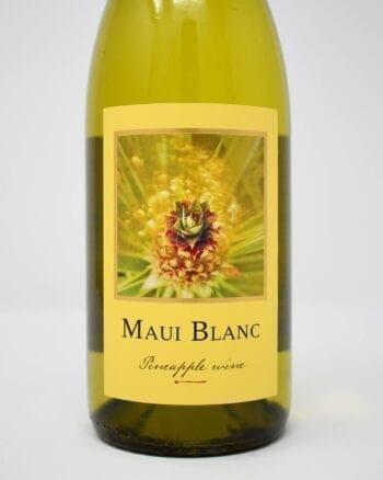 Maui Blanc, Pineapple Wine