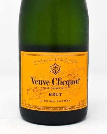 Veuve Clicquot, Yellow Label