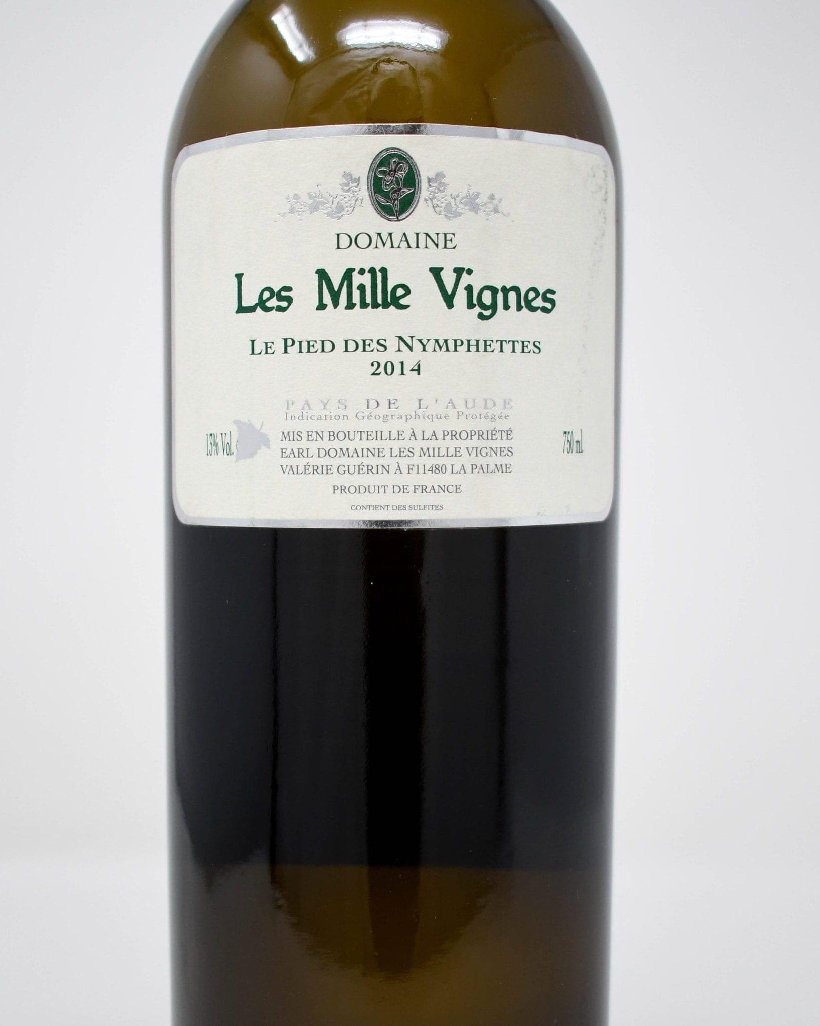Domaine Les Mille Vignes, Le Pied des Nymphettes