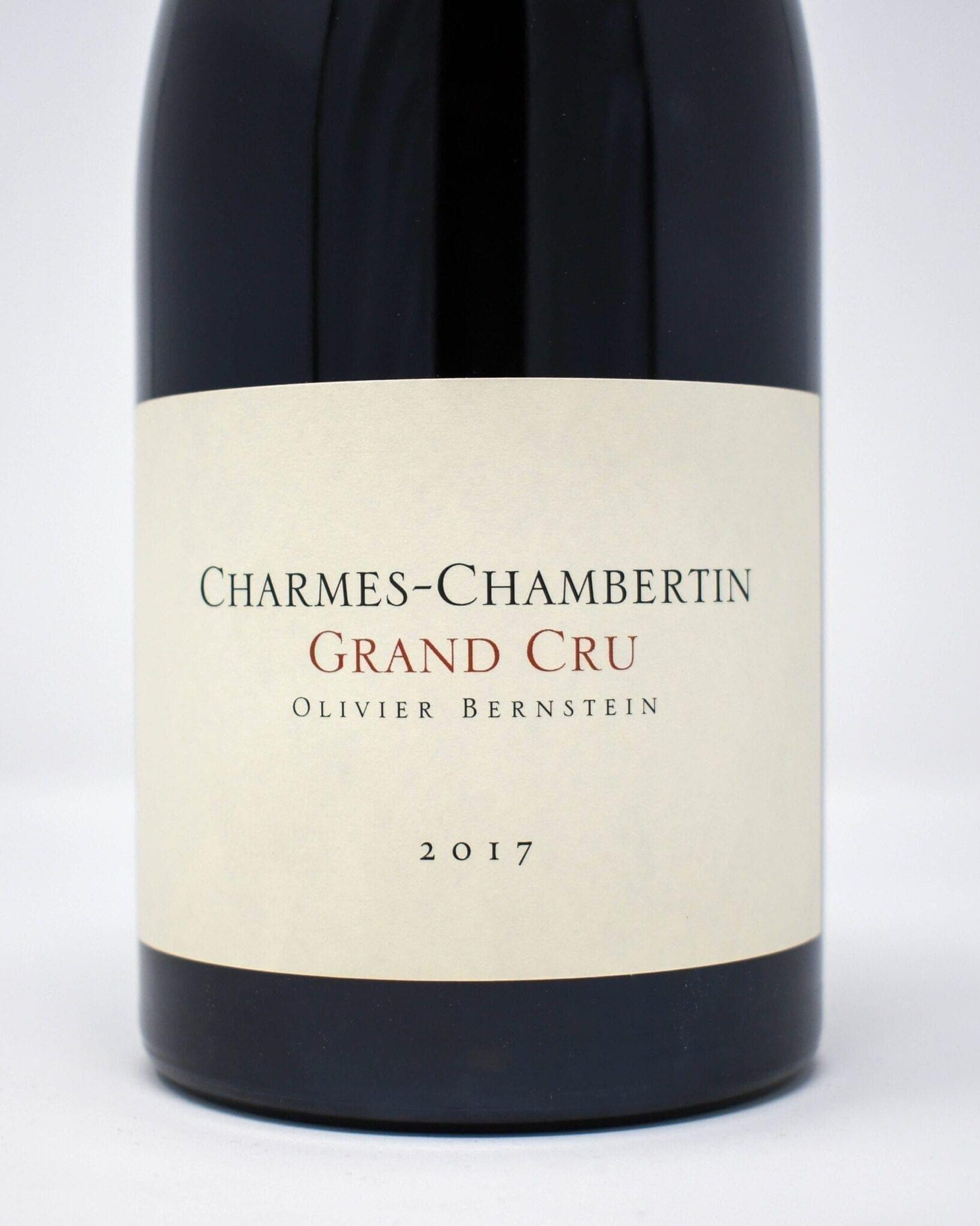 Bernstein Charmes-Chambertin 2017