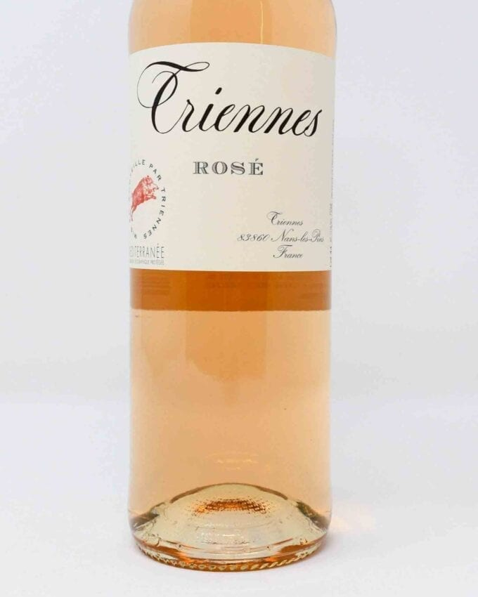 Triennes Rose France