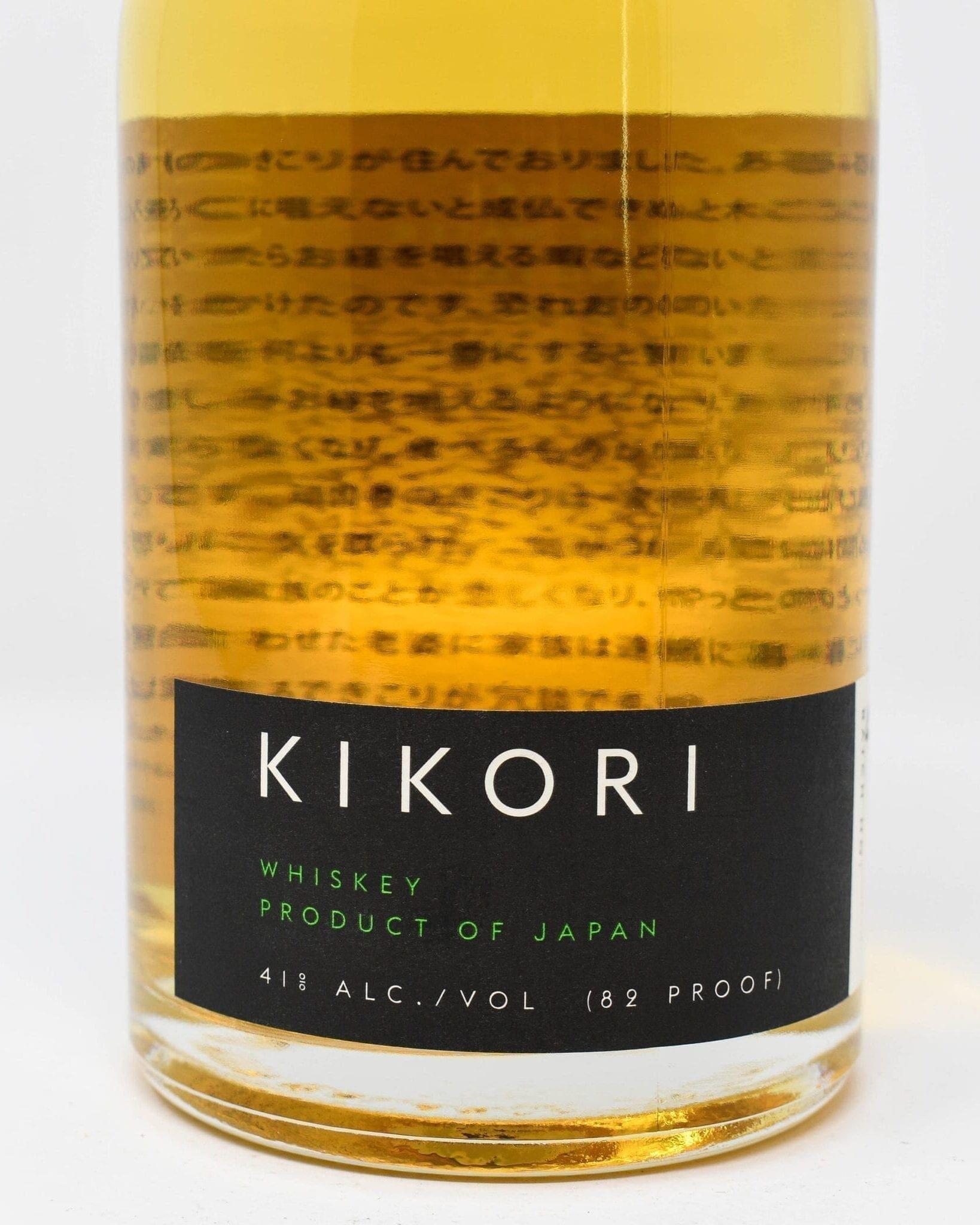Kikori Whiskey