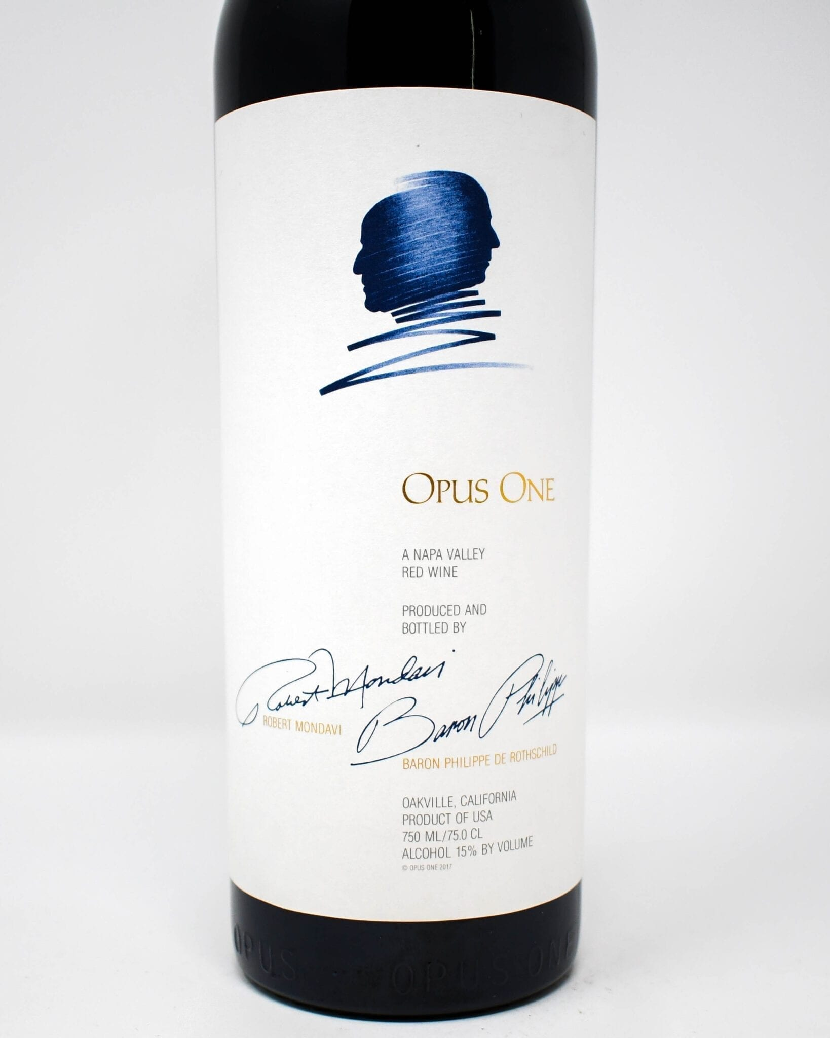 Opus One, A Napa Valley Red Wine