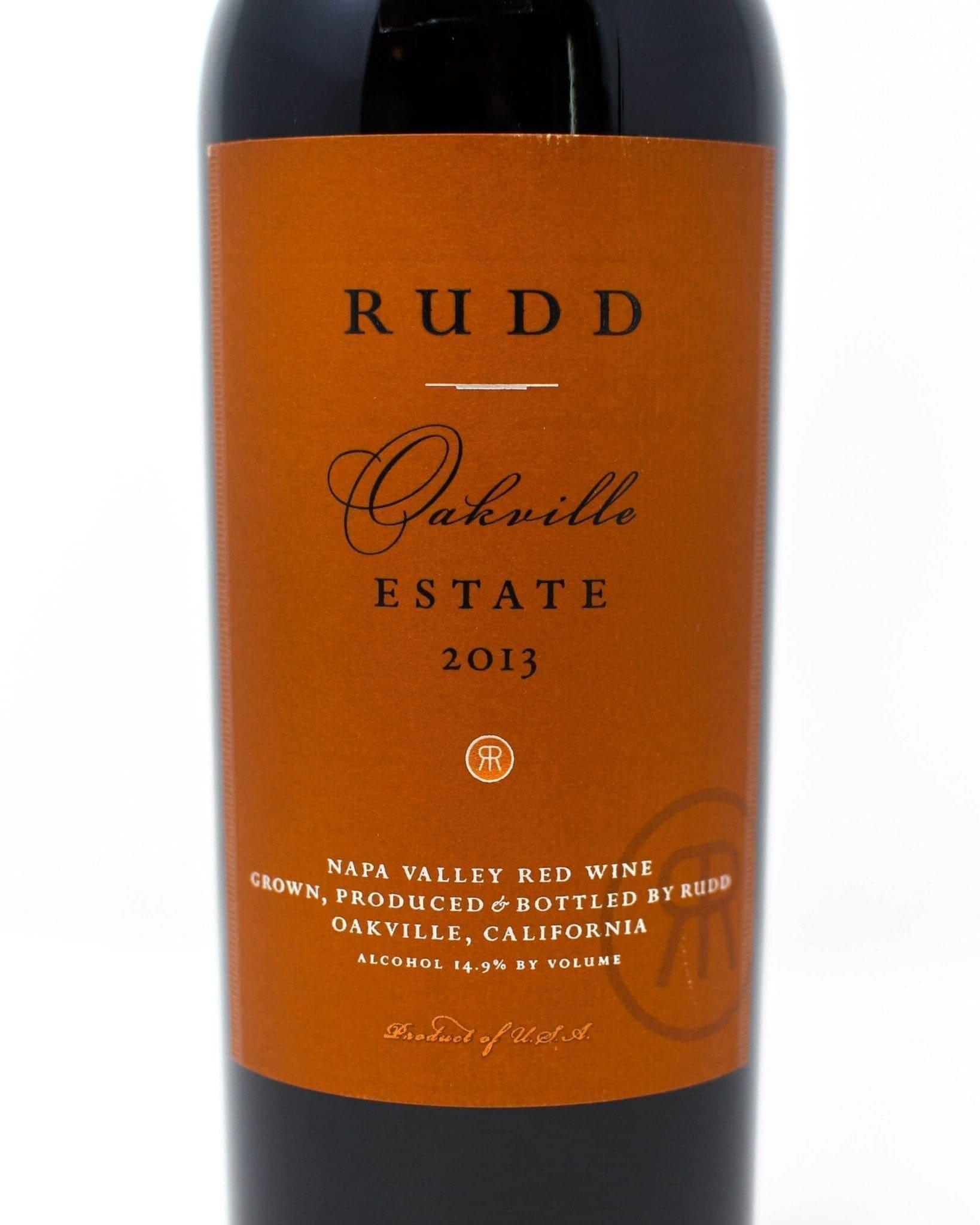 Rudd Estate Oakville 2013