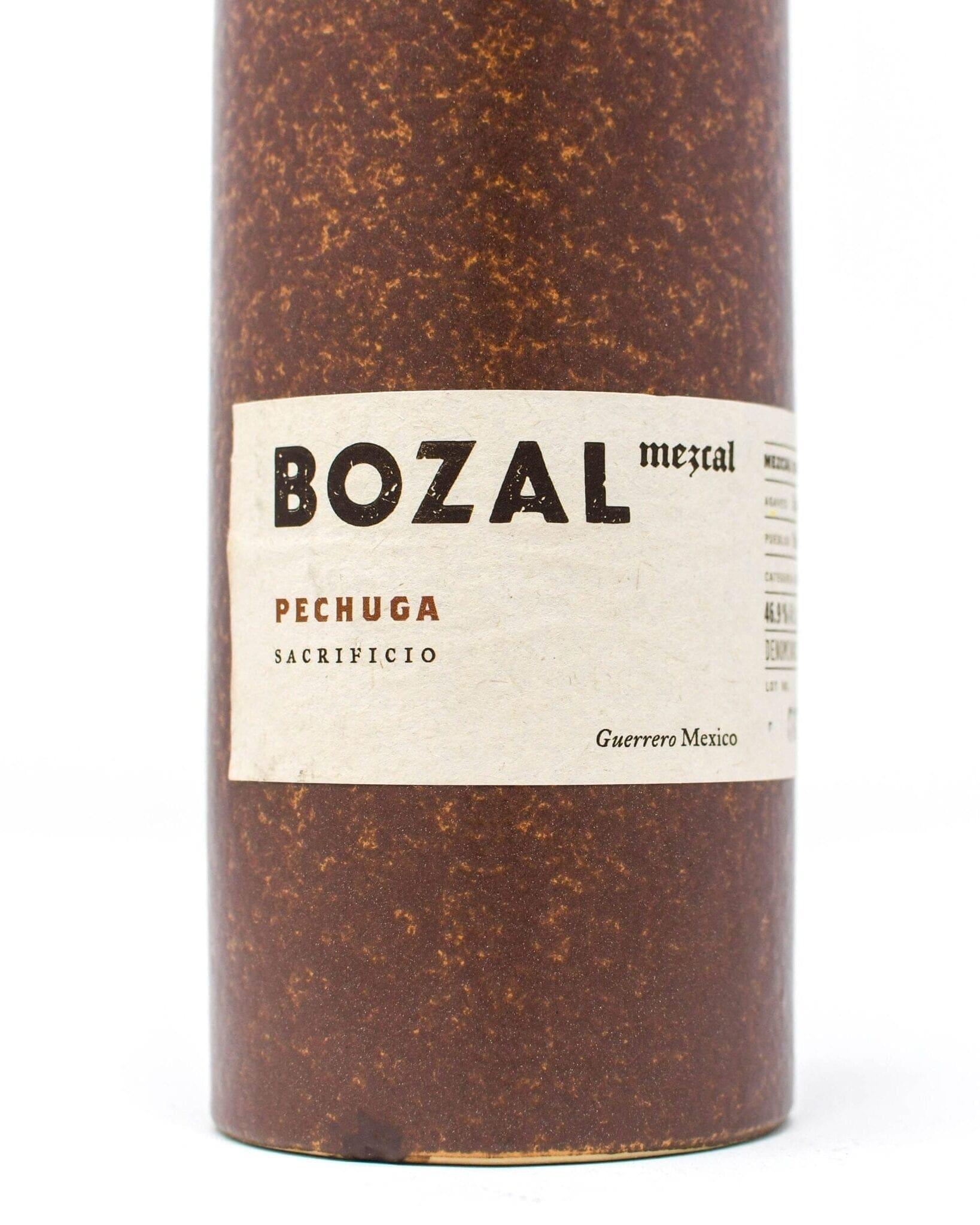 Bozal, Pechuga Mezcal