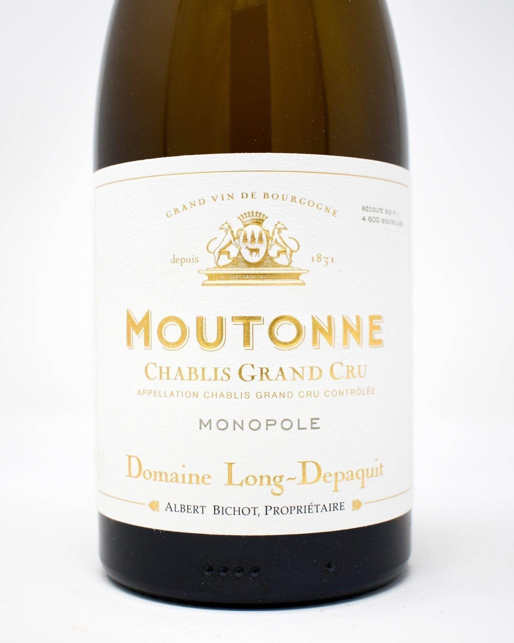 Long-Depaquit, Moutonne, Chablis Grand Cru