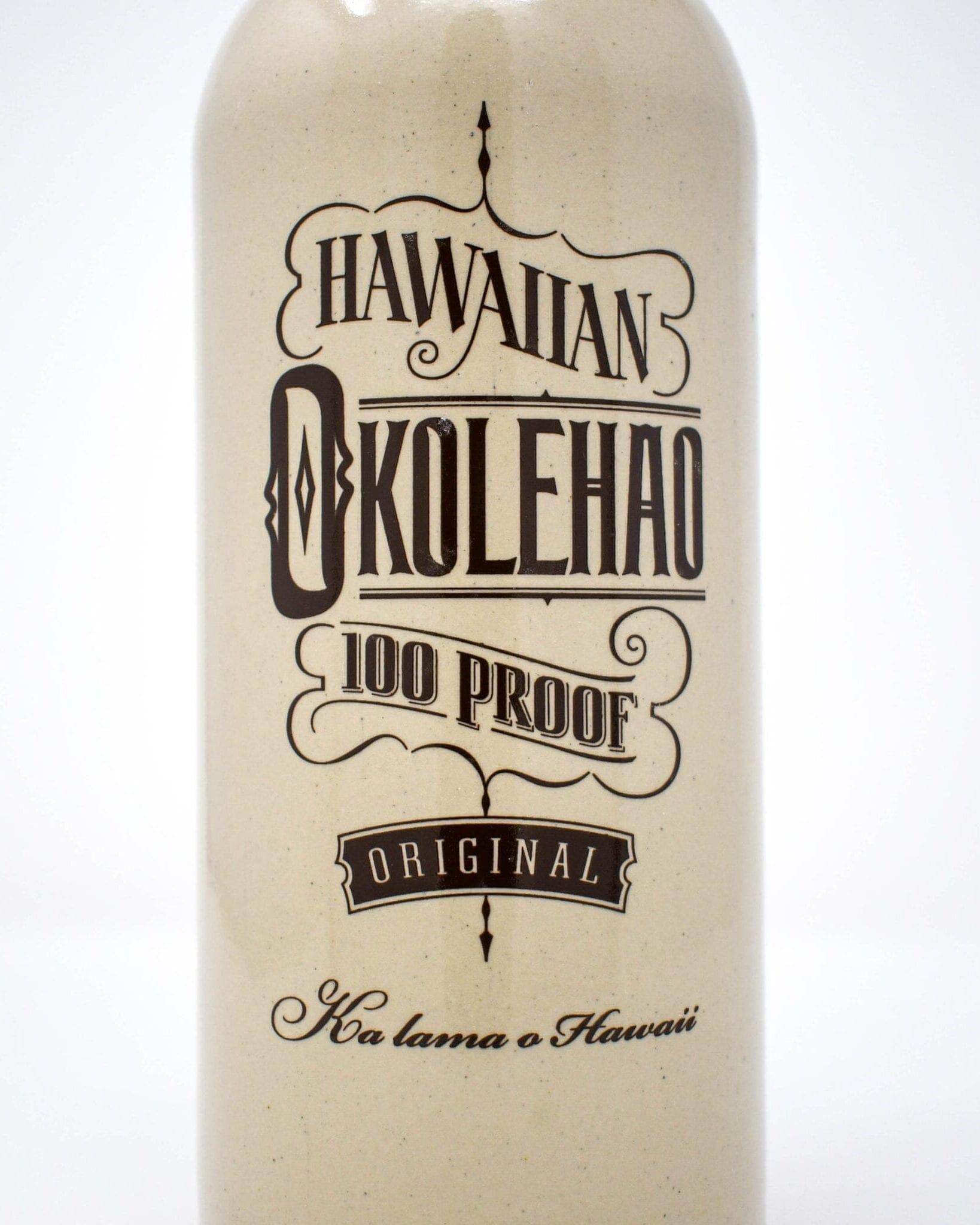 Island Distillers Okolehao