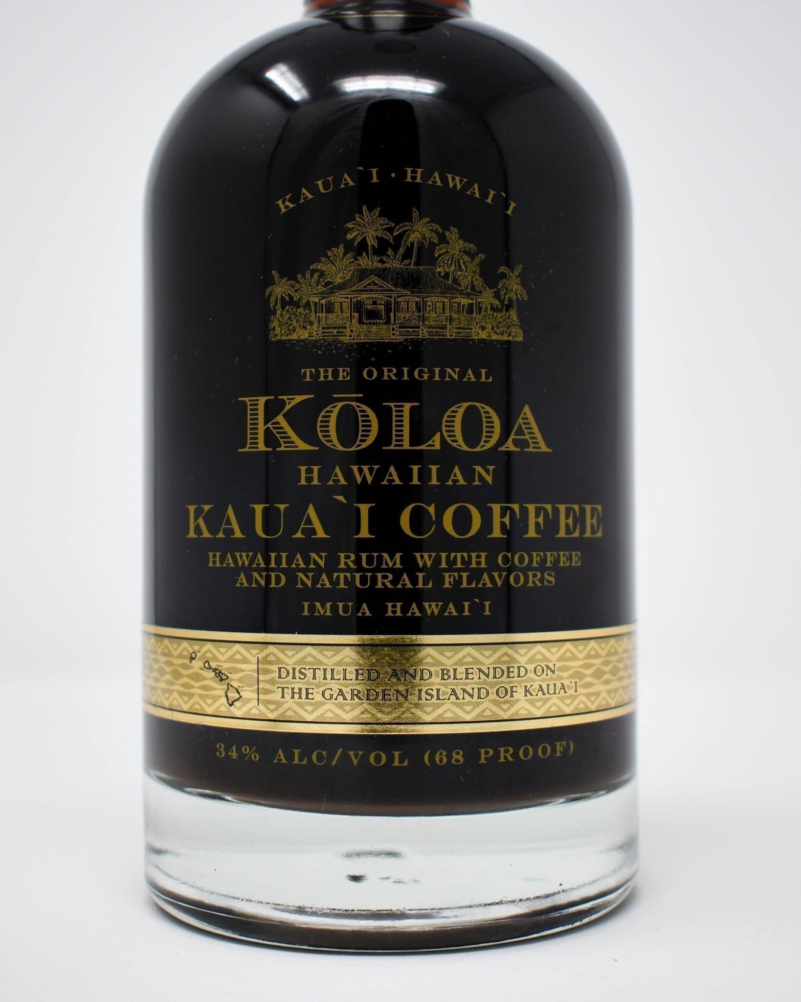 Koloa Coffee Rum