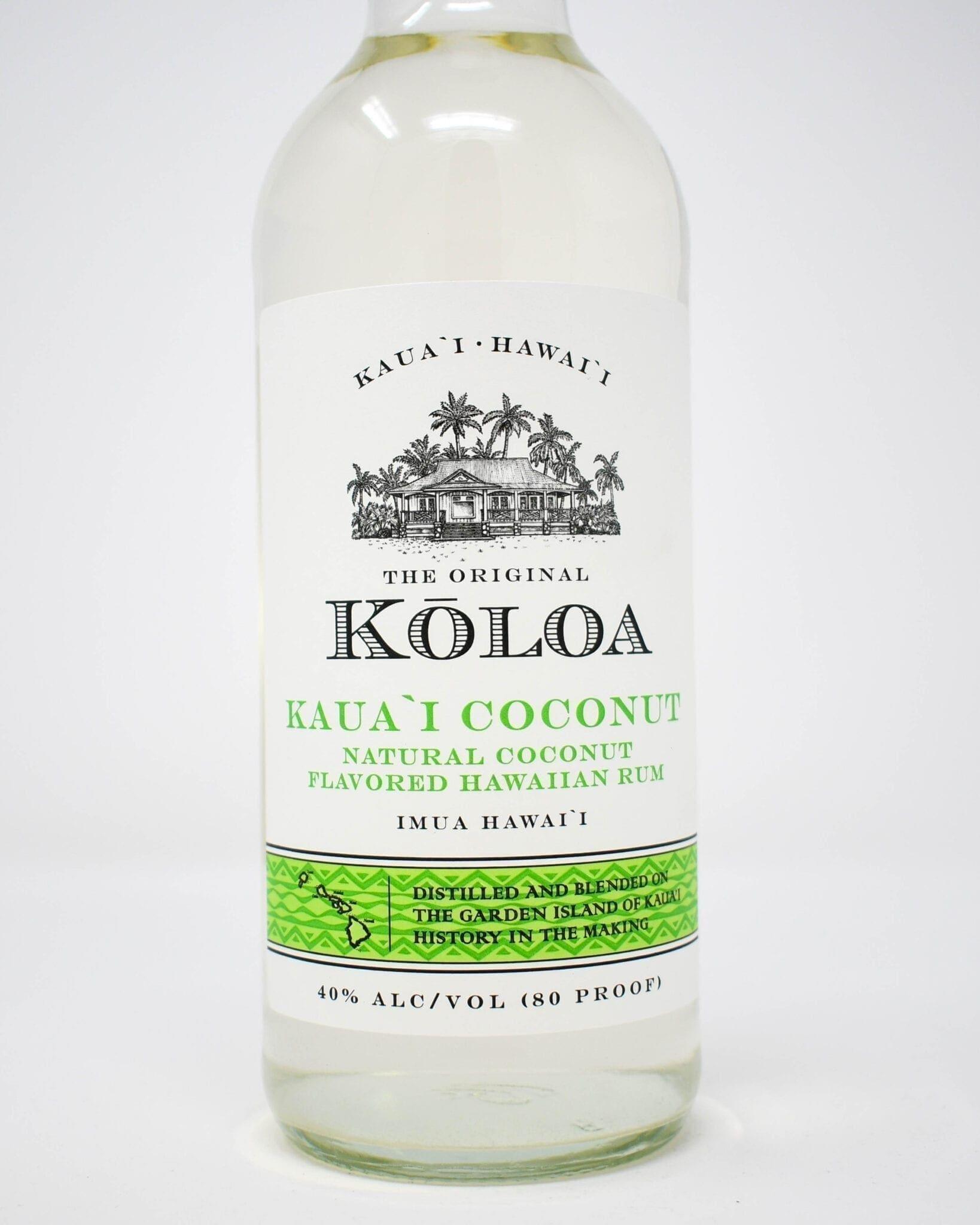 Koloa Coconut Rum
