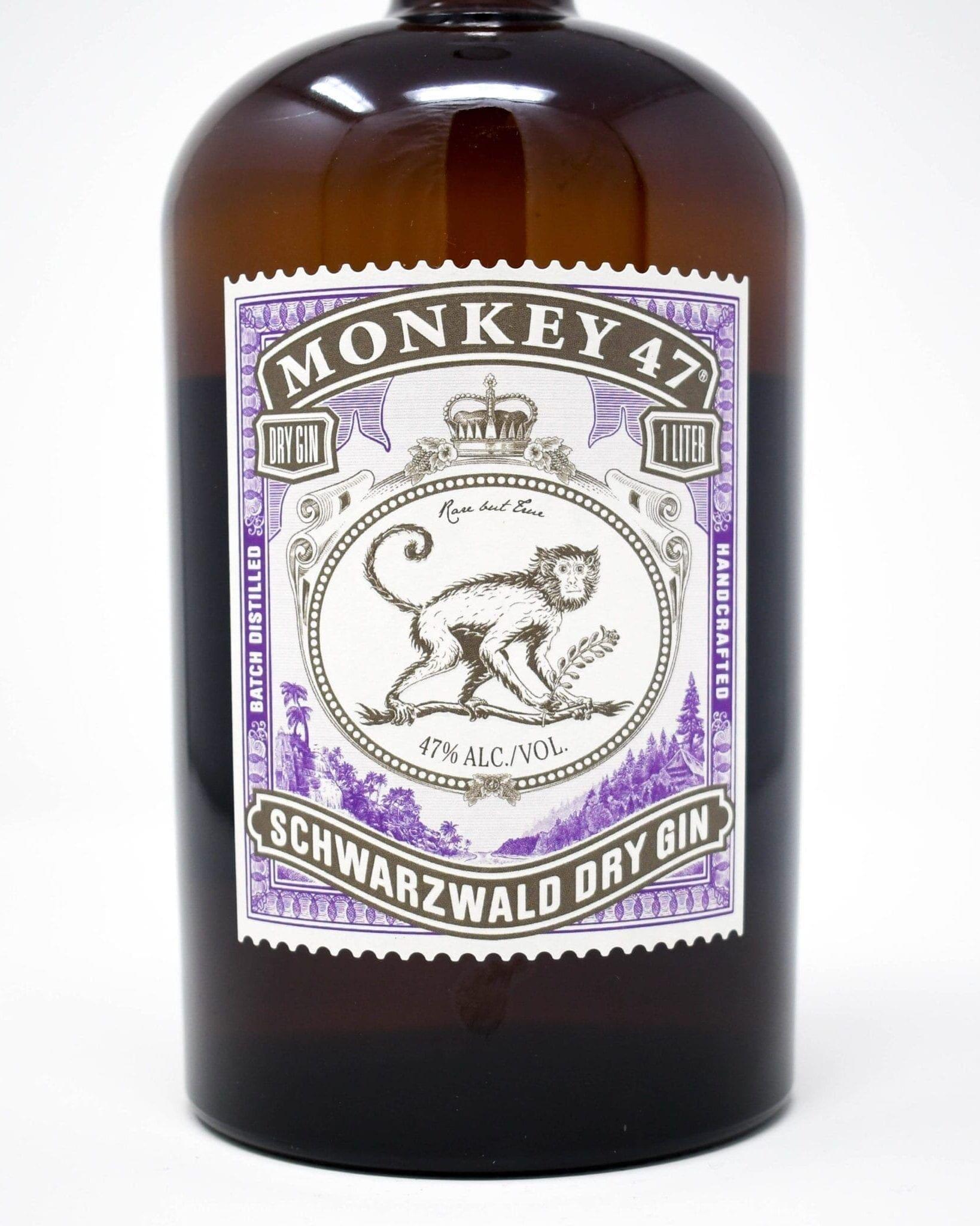 Monkey 47 Gin, Liter