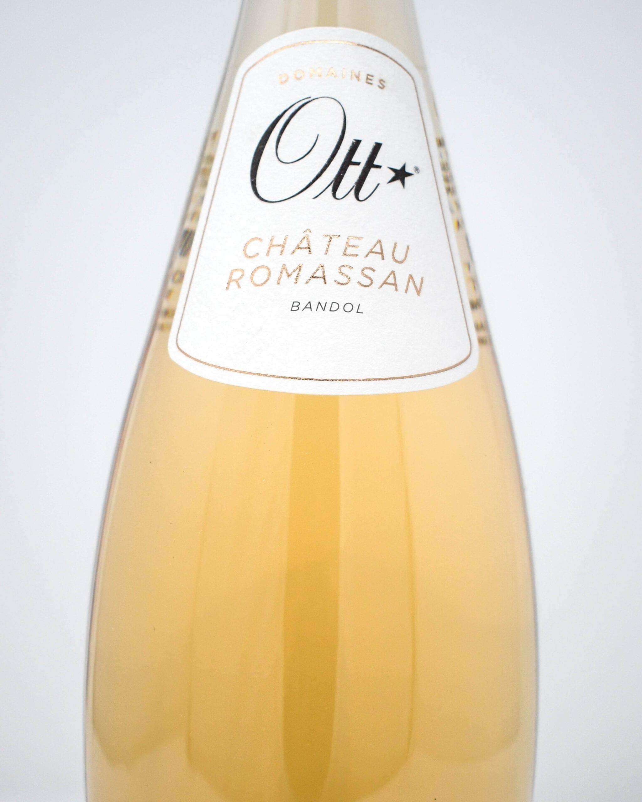 Domaines Ott Romassan Bandol Rose 2018
