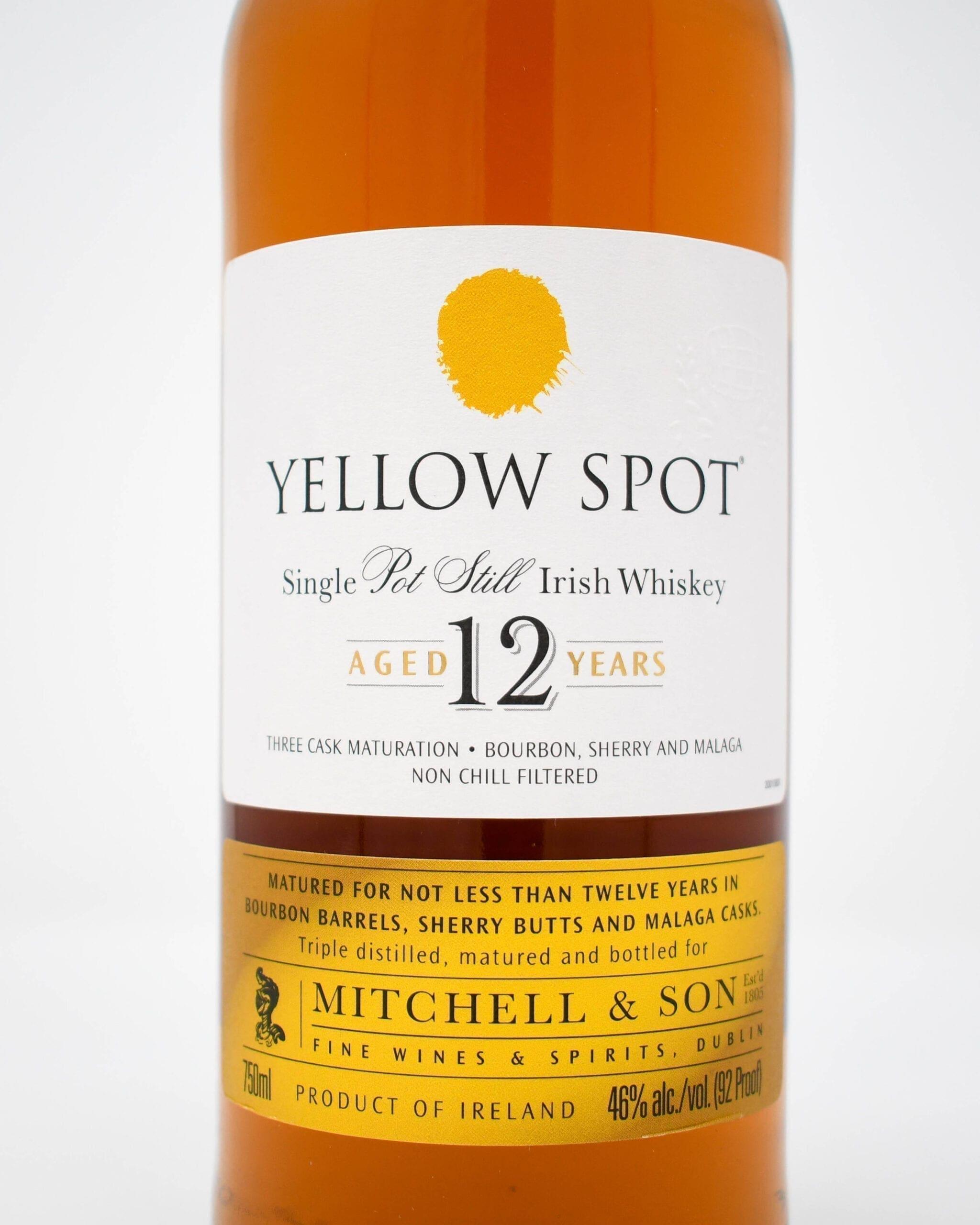 Yellow Spot, Irish Whiskey