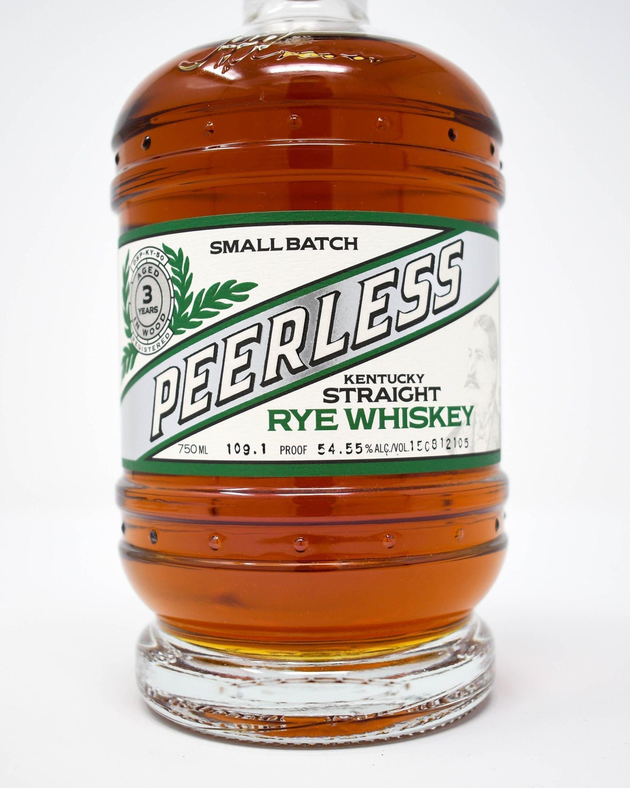 Peerless Rye 3yr