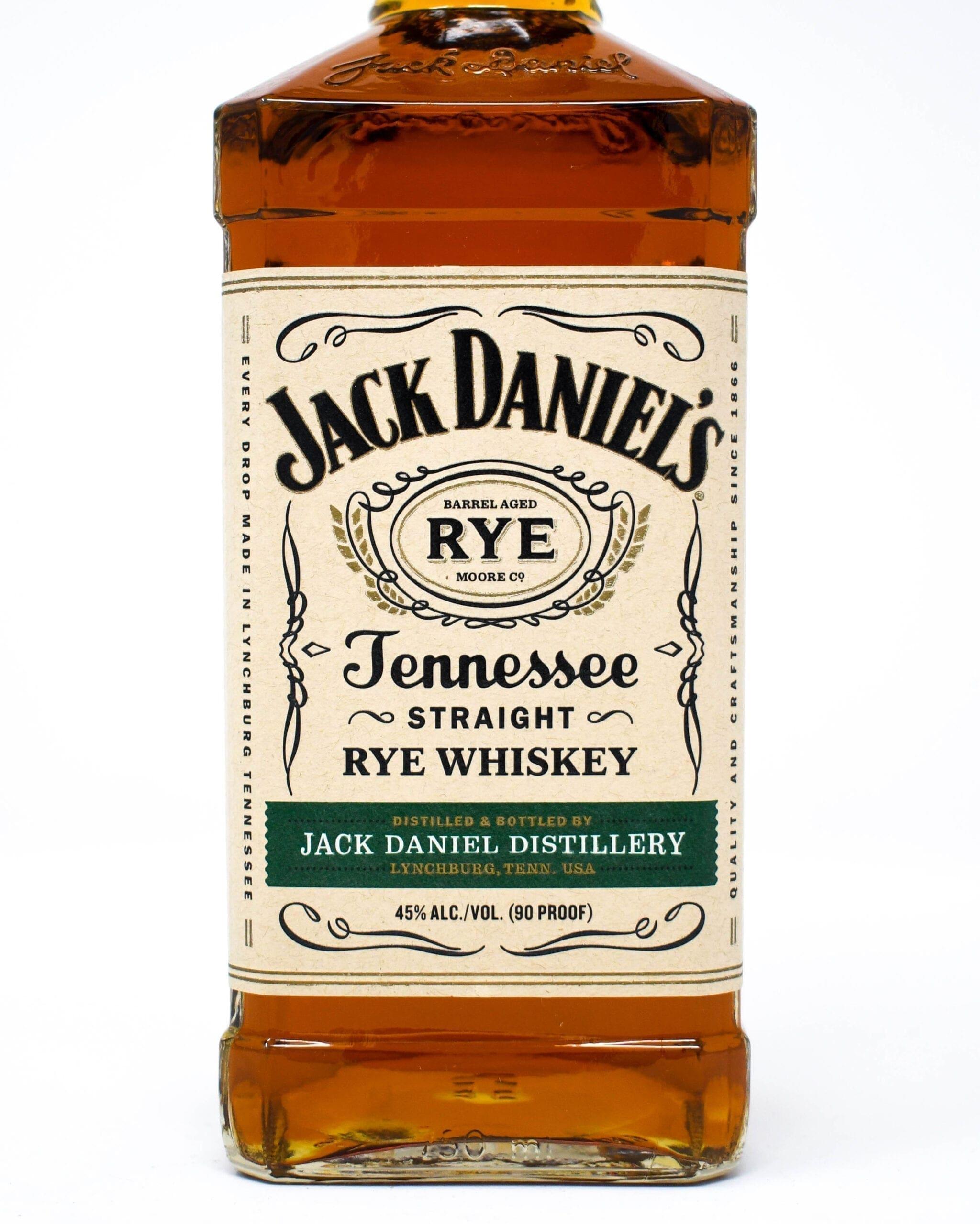 Jack Daniel's Rye Whiskey