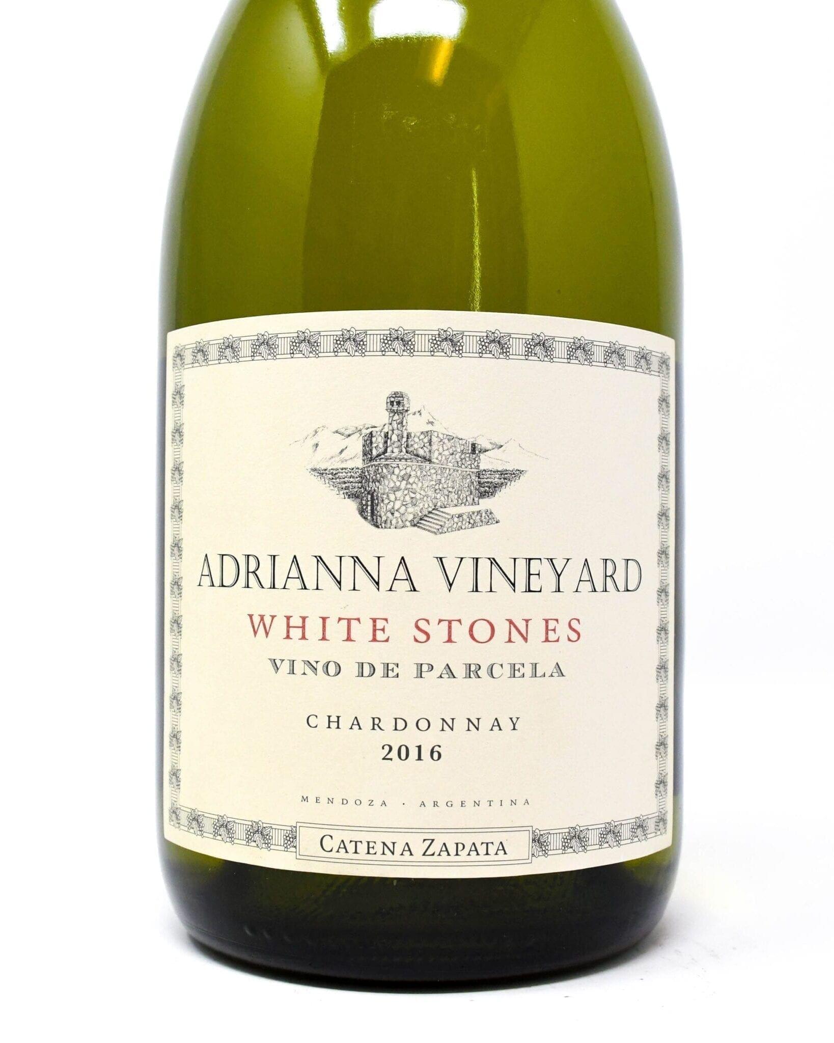 Catena Zapata, Adrianna Vineyard, White Stones, Chardonnay 2016
