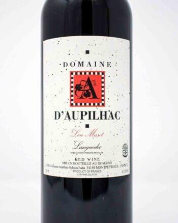 D'Aupilhac, Lou Maset, Languedoc, Red Wine