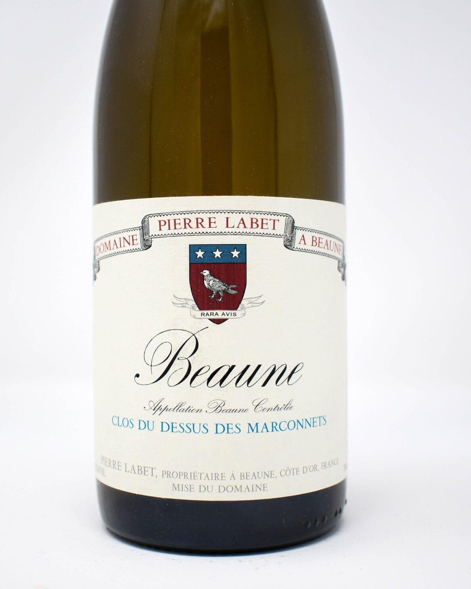 Labet Beaune Blanc Clos du Dessus des Marconnets