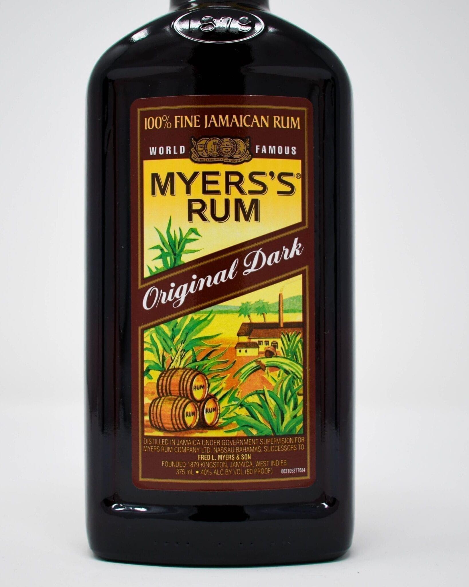 Myers's Dark Rum 375ml