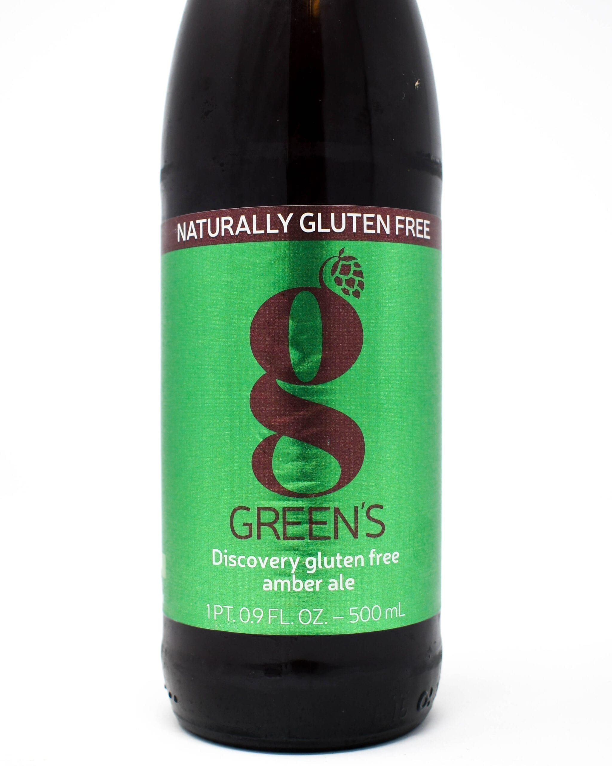 Green's Discovery Amber Ale