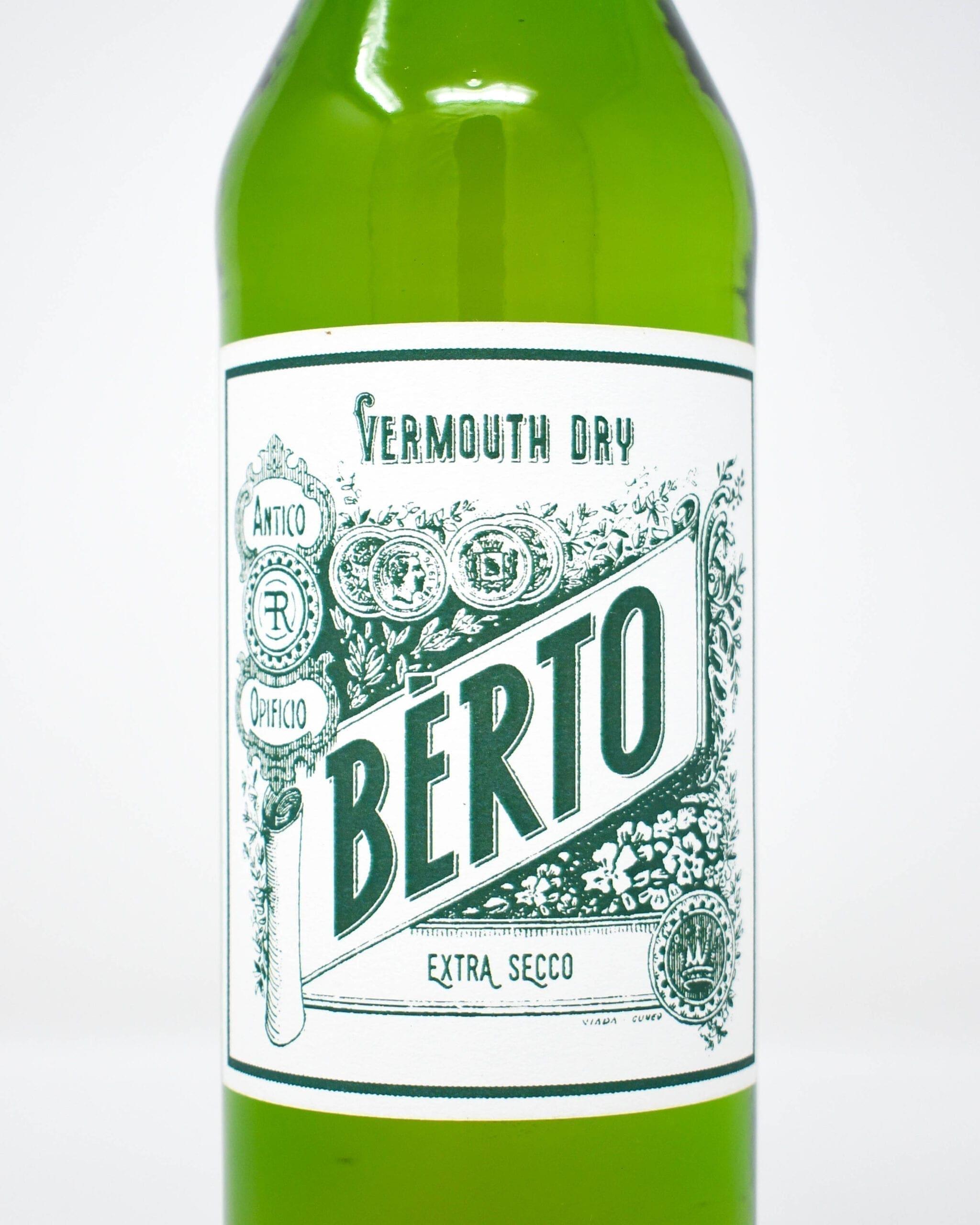 Berto Vermouth Dry