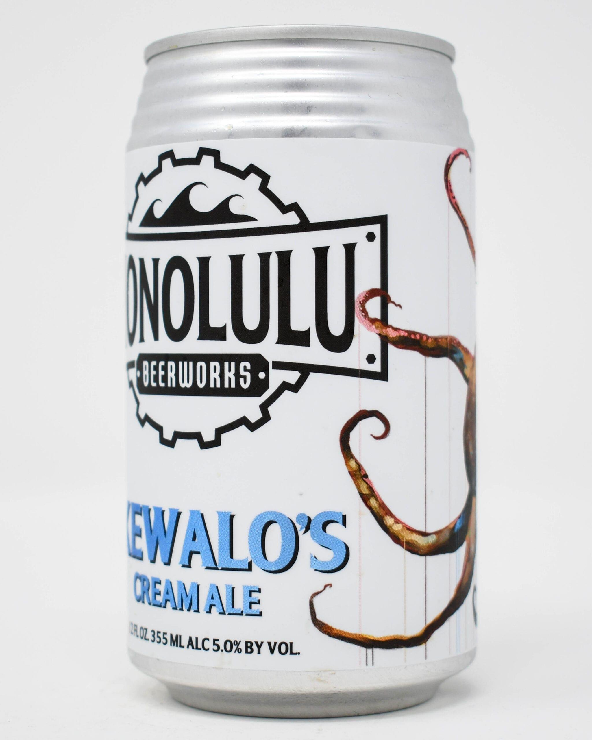 Honolulu Beerworks, Kewalo's Cream Ale