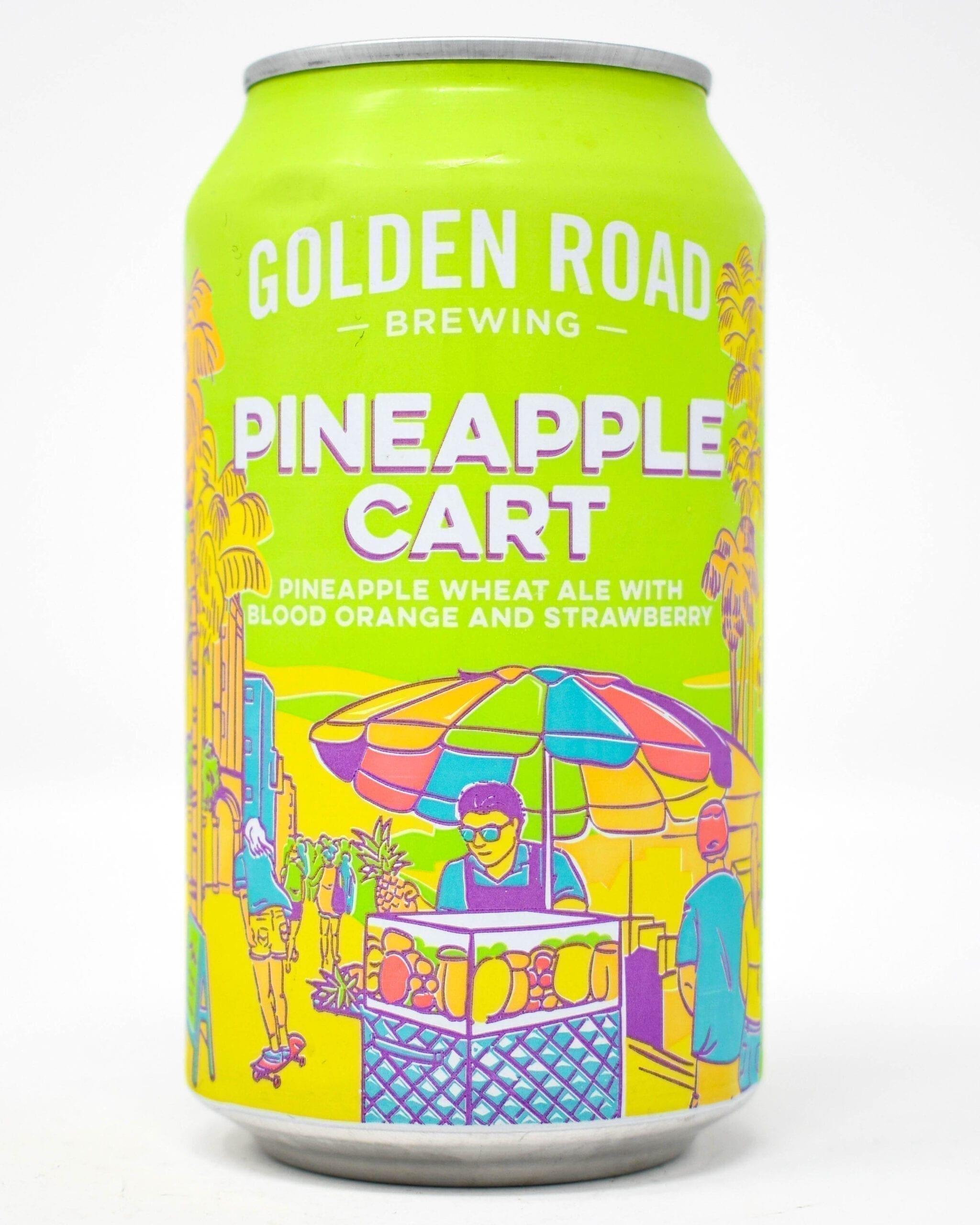 Golden Road, Pineapple Cart