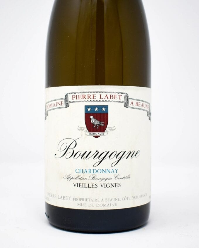 Pierre Labet Bourgogne Chardonnay