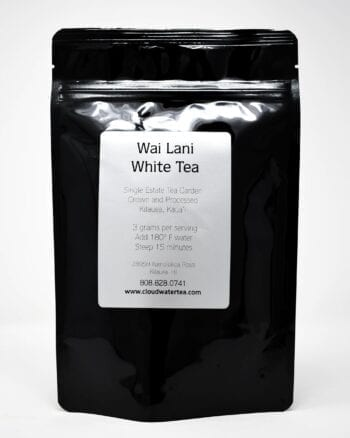 Cloudwater White Tea Pouch