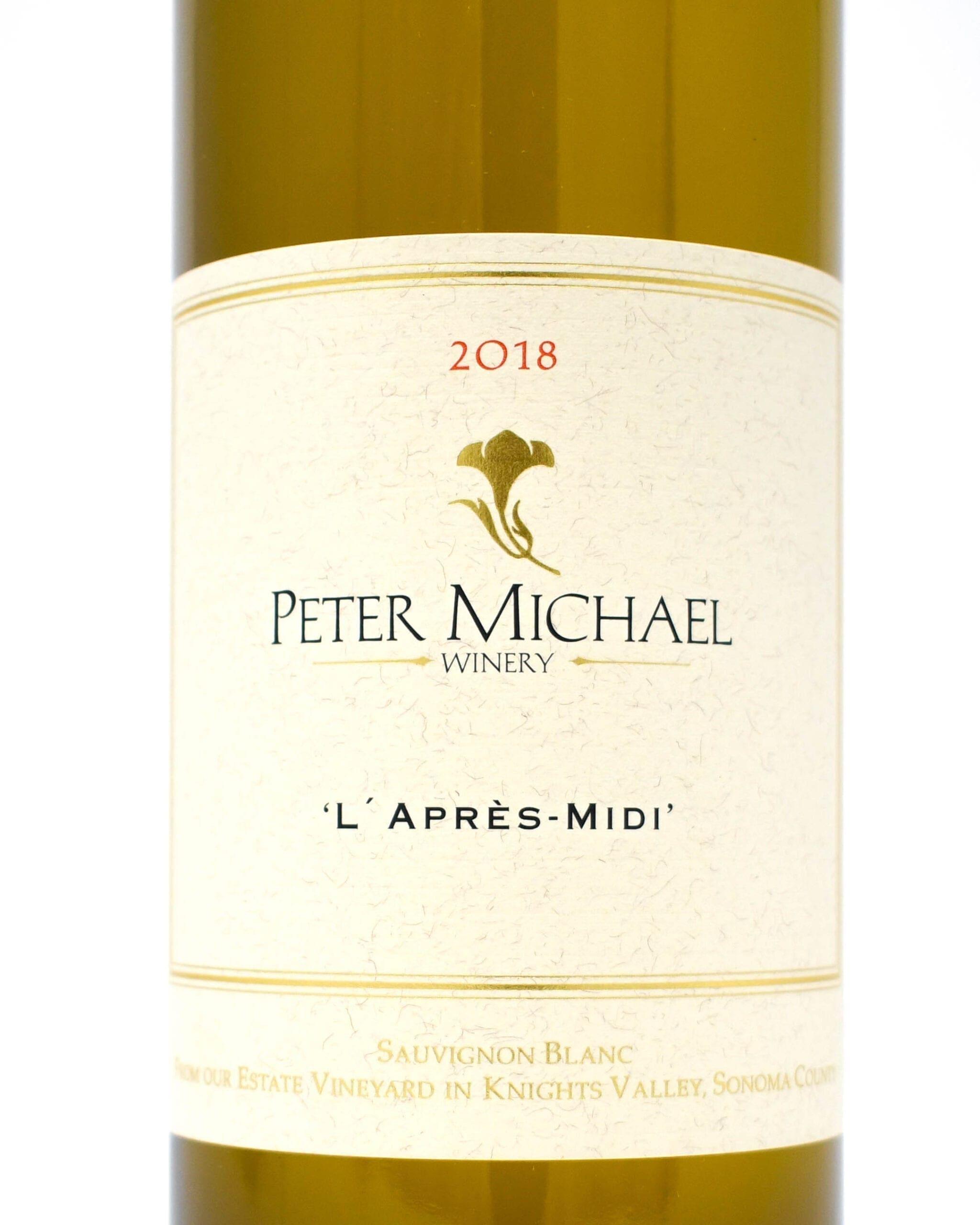 Peter Michael L'Apres Midi 2018