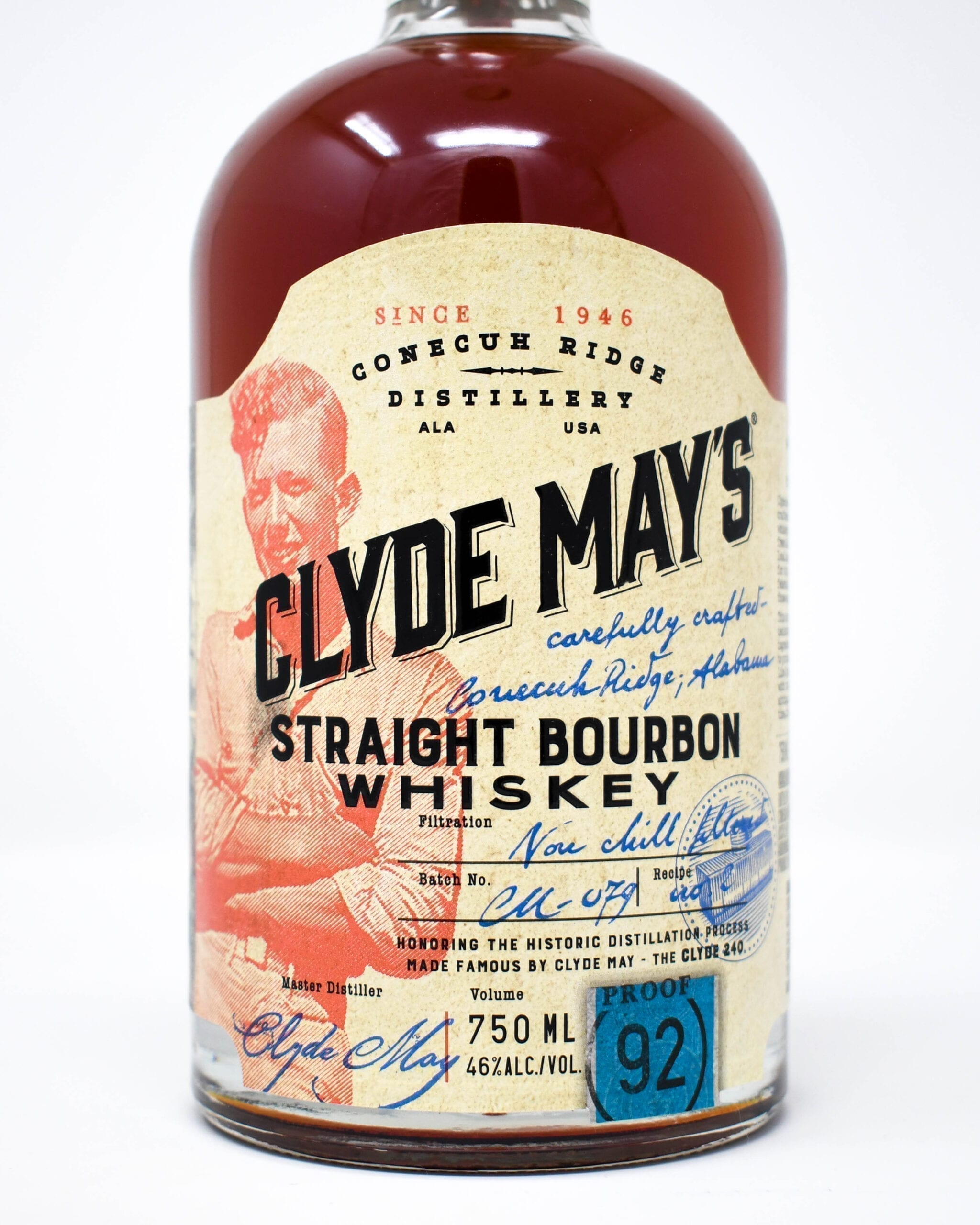 Clyde May's Bourbon