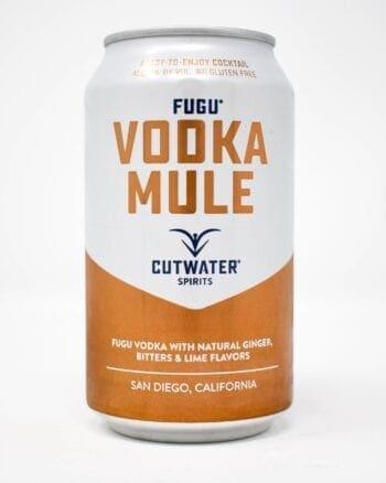 Cutwater Vodka Mule Can