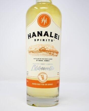 Hanalei Spirits Lilikoicello 750ml