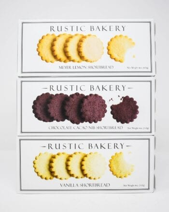 Rustic Bakery, Cookies