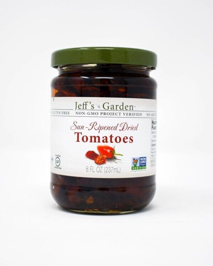 Jeff's Sun-Ripened Dried Tomatoes
