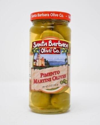 Santa Barbara Pimento Martini Olives
