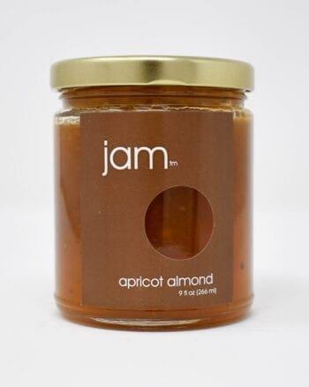 Apricot Almond Jam