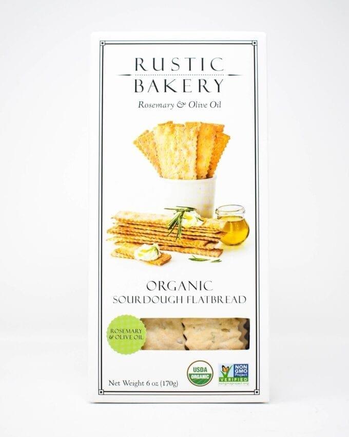 Rustic Bakery, Organic Sourdough Flatbread