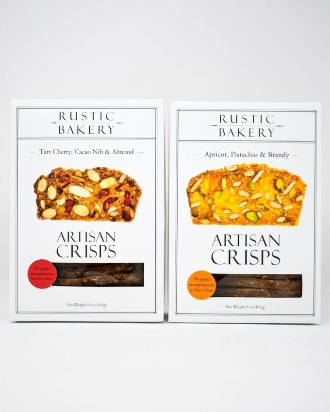 Rustic Bakery, Artisan Crisps