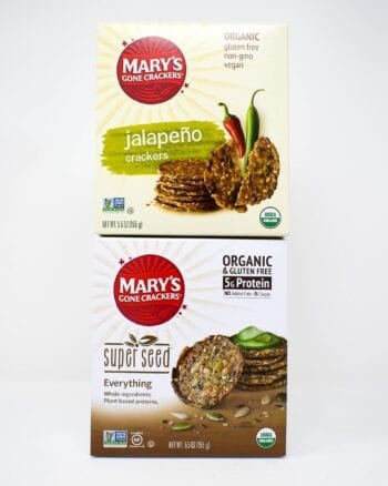 Mary's Gone Super Seed Crackers