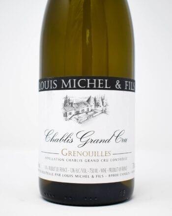 Louis Michel & Fils, Grenouilles, Chablis Grand Cru 2017