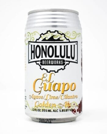 Honolulu Beerworks, El Guapo, Golden Ale