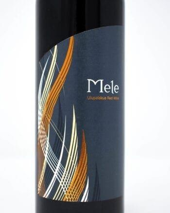Mele Red Blend, Ulupalakua Red Wine