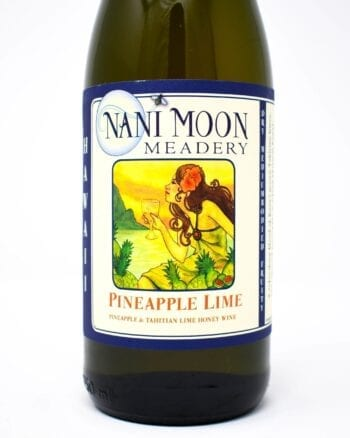 Nani Moon Meadery, Pineapple Lime