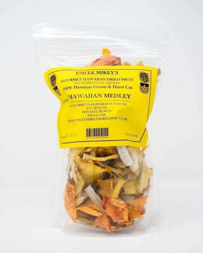 Uncle Mikey's Dried Fruit Medley