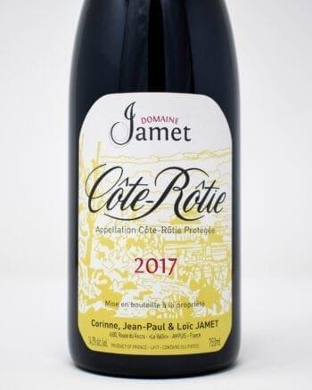 Jamet, Cote-Rotie 2017