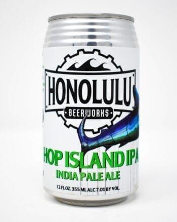 Honolulu Beerworks Hop Island IPA