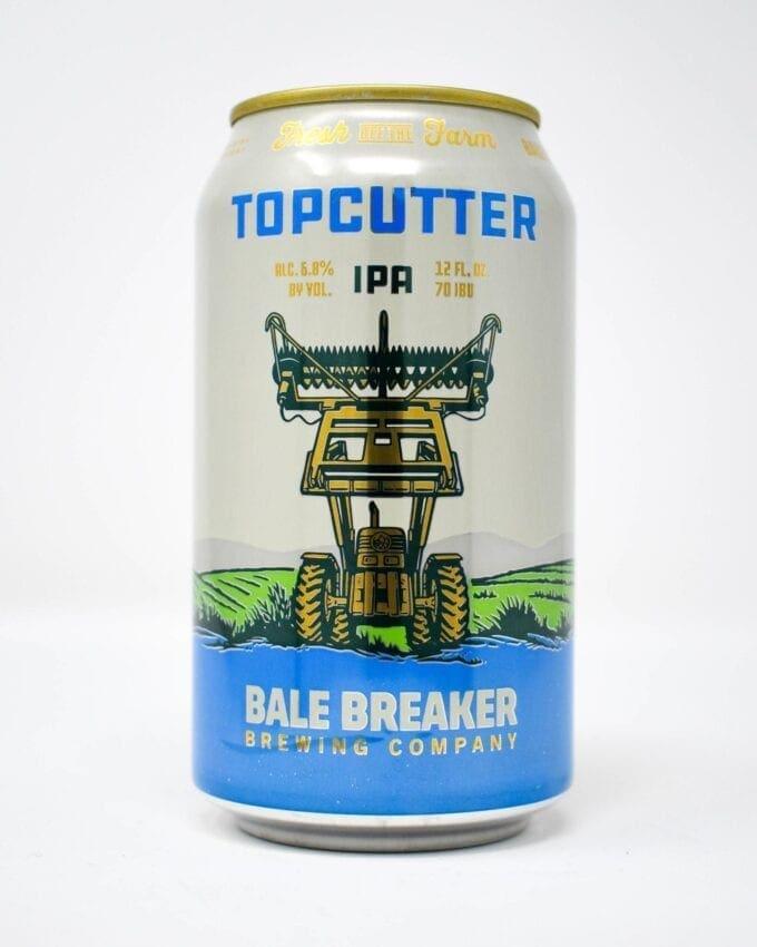 Bale Breaker Brewing Company, Topcutter IPA