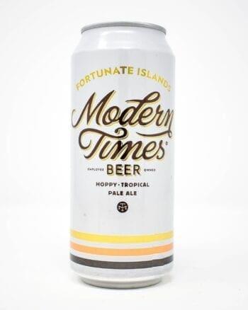 Modern Times Fortunate Islands Pale Ale