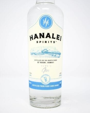 Hanalei Spirits Gin 375ml